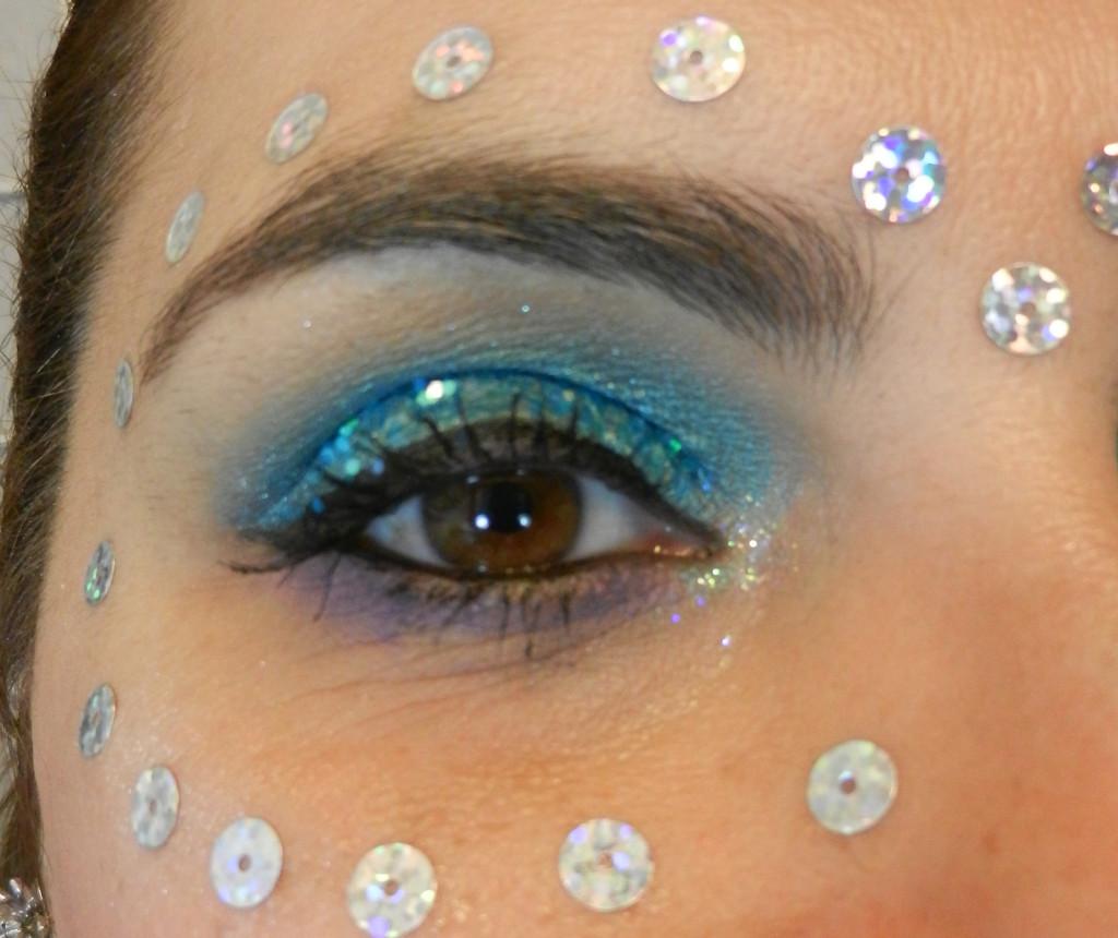olho glitter